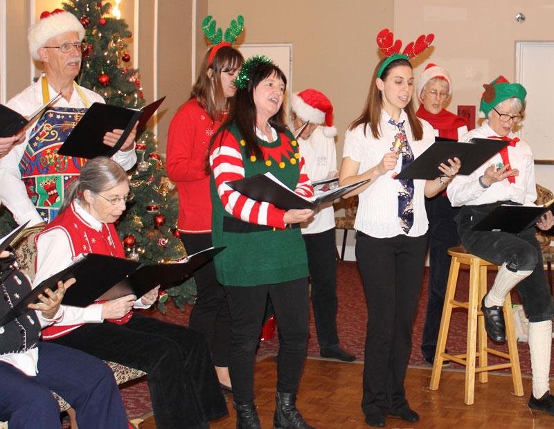 christmas songs harmony