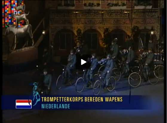 Dutch Army Bicycle Band